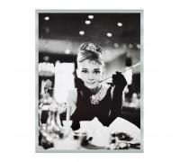 Постер Audrey алюминиевая рама
