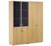 Шкаф комбинированный с гардеробом EXE