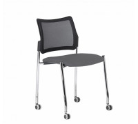 PINKO MESH Кресло на колесах без подлокотников