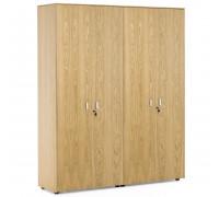 Шкаф для бумаг с гардеробом EXE