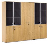 Шкаф комбинированный x 2 с гардеробом EXE