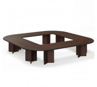 Стол для переговоров 416х416 LEGNO