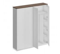 Шкаф комбинированный (закрытый - одежда с дополнением)