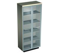 Шкаф для документов со стеклянными дверьми st82989