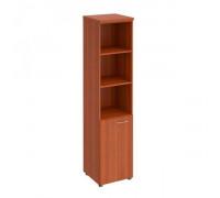 Шкаф для документов узкий полузакрытый st82569