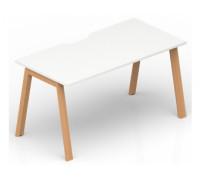Стол с эргономичным вырезом AWV148