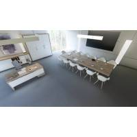 Мебель для руководителя из ЛДСП Asti