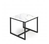 Стол кофейный большой 138S004 Мрамор (9005)