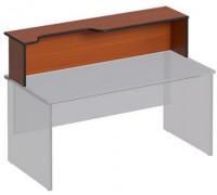 Надстройка к столу с вырезом левая ДР 472