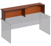 Надстройка к столу с вырезом правая ДР 475