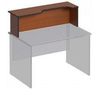 Надстройка к столу с вырезом правая ДР 473