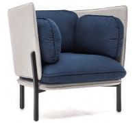 Кресло BELLAGIO низкая спинка
