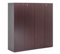 Шкаф для бумаг с гардеробом MultipliCEO