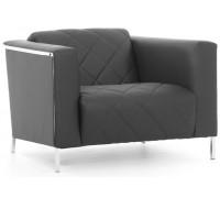 Кресло VISPO, войлок серый