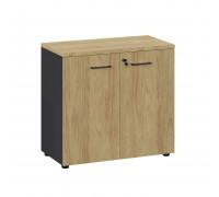 Шкаф низкий черный Flex 135H001 151 6Z6Z.34