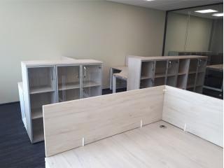 Проектная мебель на базе серии onix