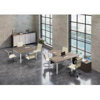 Мебель Metal System в Про-офис