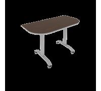 Стол радиусный складной мобильный СМ-4.1
