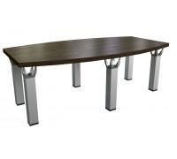 2 столешницы составного стол для переговоров 220 (без опор)