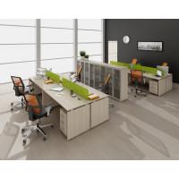 Мебель для персонала на ЛДСП каркасе Аванс
