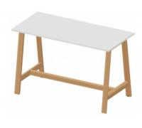 Высокий стол для переговоров AWMH178