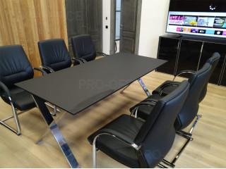 Переговорная мебель  Ancona в инновационном материале onix