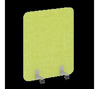 Перегородка на металлических опорах, на роликах AP.R-100-120