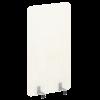 Перегородка на металлических опорах AP.R-100-180 R-line Soft