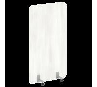 Перегородка на металлических опорах, на роликах DP.R-100-180