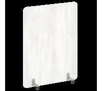 Перегородка на металлических опорах, на роликах DP.R-140-180