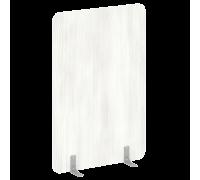 Перегородки на металлических опорах на фетровых подпятниках DP.F-120-180