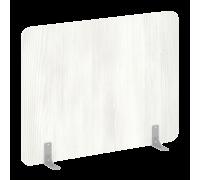Перегородки на металлических опорах на фетровых подпятниках DP.F-160-120