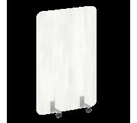 Перегородка на металлических опорах, на роликах DP.R-100-150