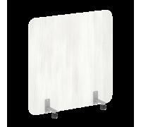 Перегородка на металлических опорах, на роликах DP.R-120-120