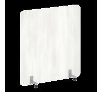 Перегородка на металлических опорах, на роликах DP.R-140-150