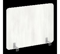 Перегородка на металлических опорах, на роликах DP.R-160-120