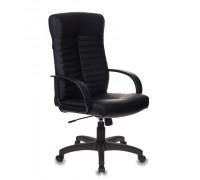 Кресло руководителя Бюрократ KB-10LITE/BLACK черный искусственная кожа