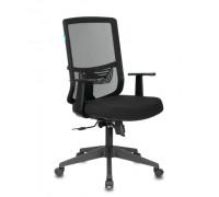 Кресло Бюрократ MC-611T/B/26-28 черный TW-01 сиденье черный 26-28 сетка/ткань