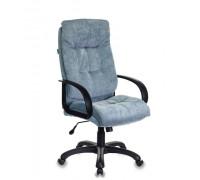 Кресло руководителя Бюрократ CH-824/LT-28 серый ткань