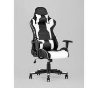 Кресло игровое TopChairs Diablo белое