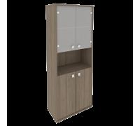 Шкаф высокий широкий Л.СТ-1.4